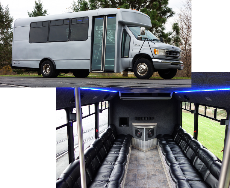 party bus rental appleton wi